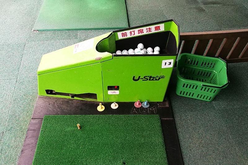 ゴルフオートティーアップ