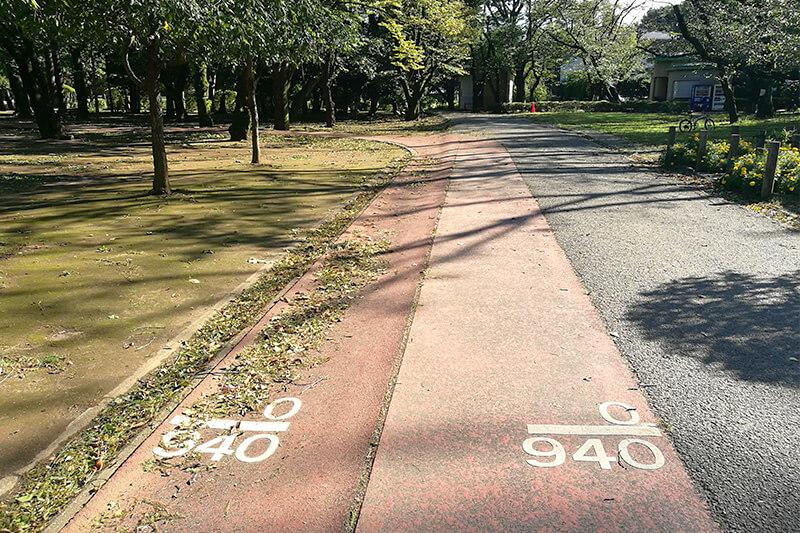 別所沼公園 ランニング・散歩スタート地点