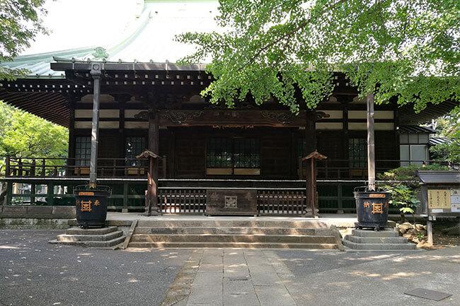 長久山 円蔵寺