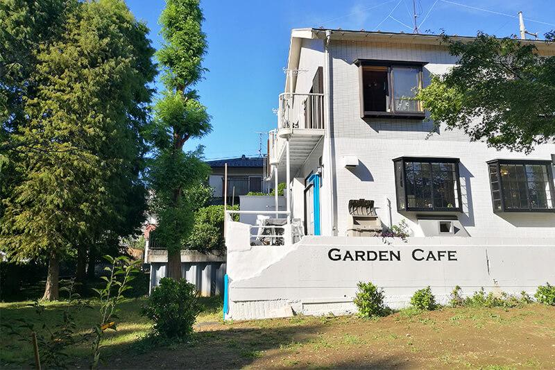 別所沼公園 ガーデンカフェ