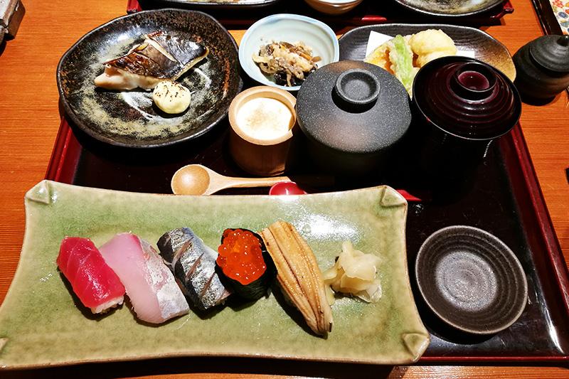 魚菜 基(もとし) ランチ