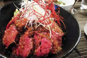 赤身肉専門ステーキハウス「carnegico(カルネジコ)」がクラウドファンディングに挑戦中