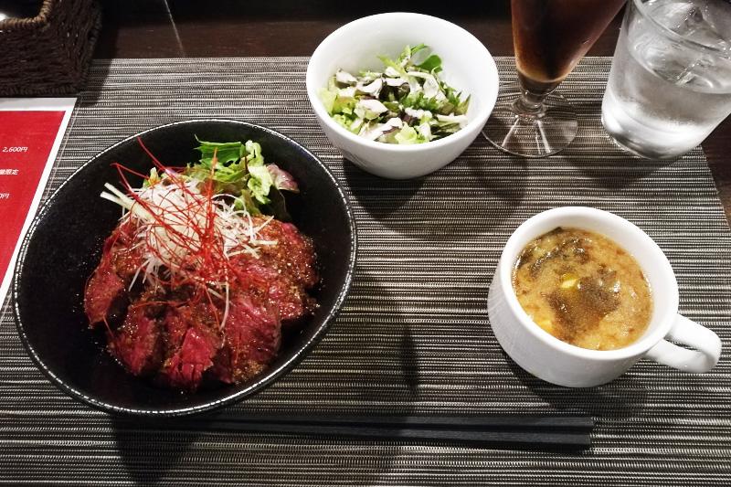 浦和 carnegico (カルネジコ) ステーキ丼