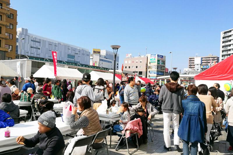 浦和区民まつり2018