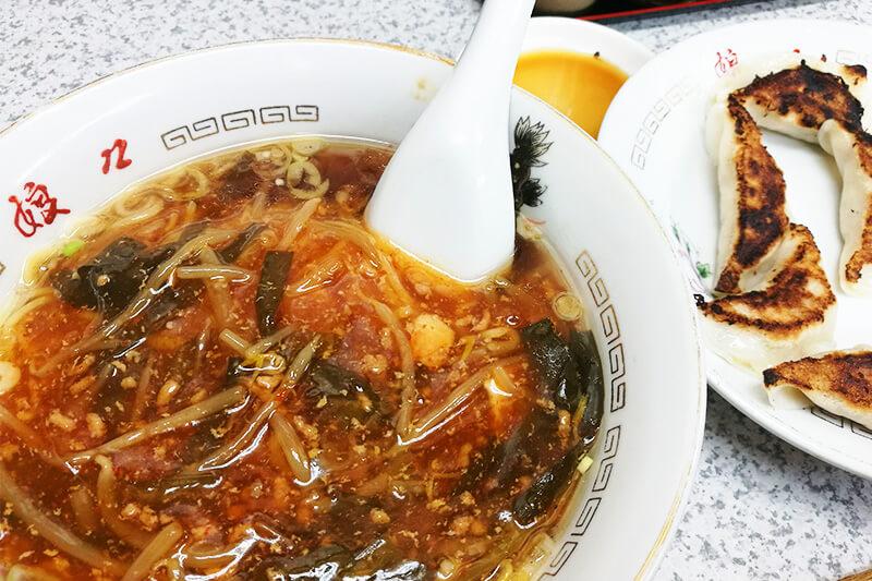 北浦和「娘娘(にゃんにゃん)」 スタミナラーメン