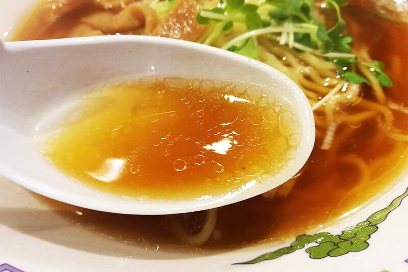 浦和 ラーメン王 スープ