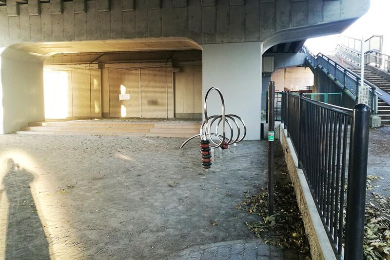 三角稲荷公園