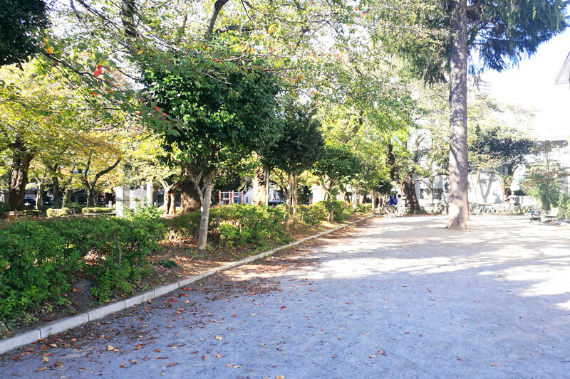 浦和 調公園