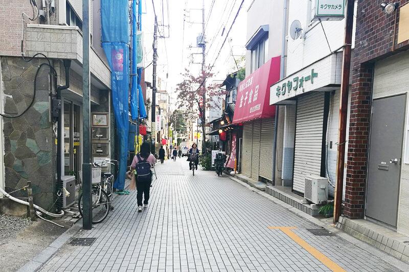 浦和 うらもん商店街