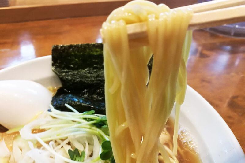 北浦和 ふうび 麺