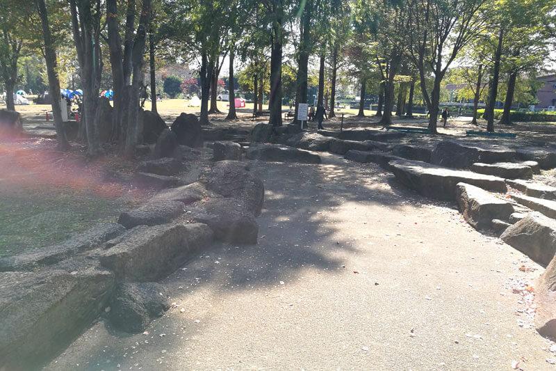 さいたま市緑区 大崎公園 じゃぶじゃぶ池