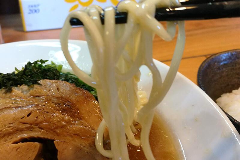 浦和 ラーメン ときわ亭 麺
