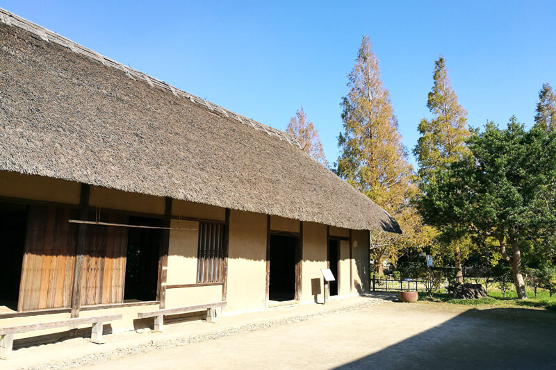 浦和くらしの博物館民家園 旧蓮見家