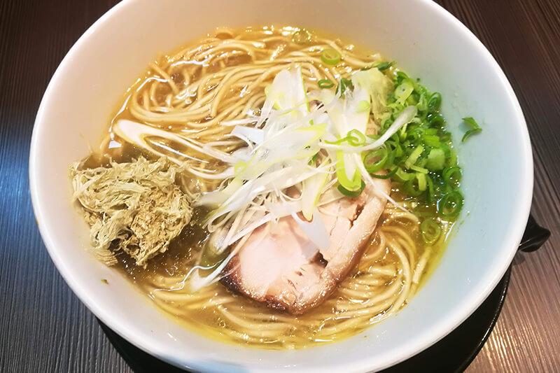北浦和 柳麺 呉田(goden) 塩らーめん