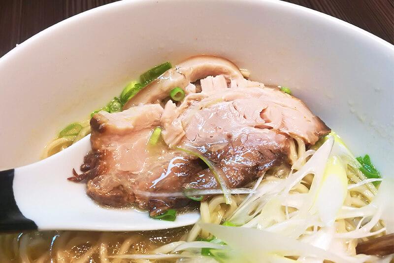 北浦和 柳麺 呉田(goden) チャーシュー