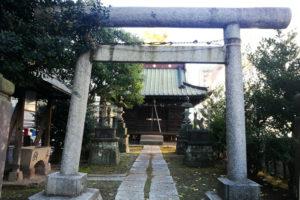 浦和区常盤 慈恵稲荷神社