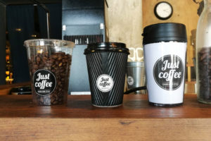 Just coffee(ジャストコーヒー)