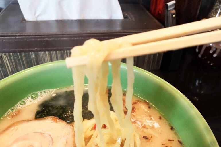 武蔵浦和 麺匠 むさし坊  麺