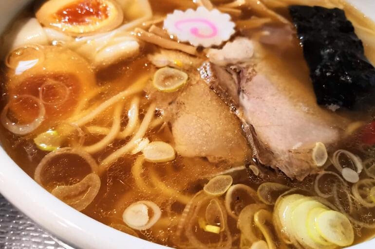 北浦和 金魚 スープ