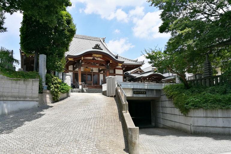 浦和 延命寺