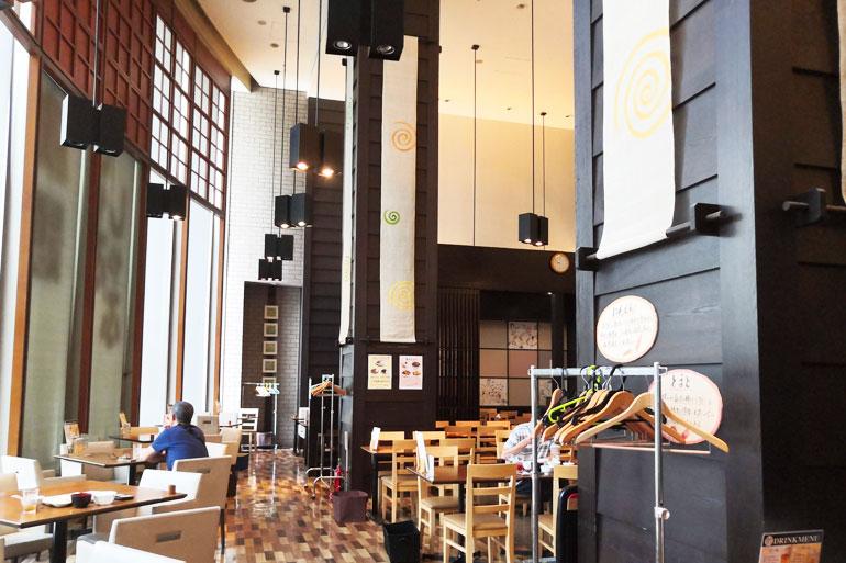 浦和ワシントンホテル ファーマーズガーデン 朝食バイキング