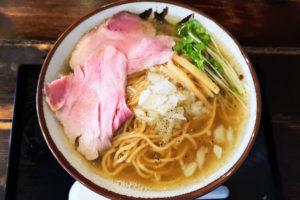 浦和 仮麺中 塩ら〜めん