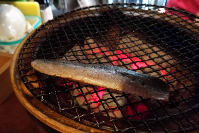 浦和漁港 すみぼうず イワシの干物