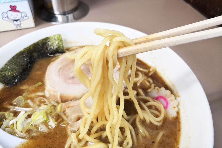 南浦和 庵悟 麺