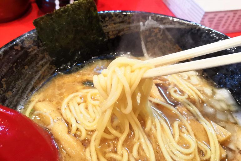 東浦和 麺屋だいのじ 麺