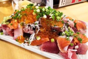 北浦和 大衆寿司酒場 じんべえ太郎