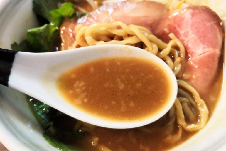 北浦和 味噌呉田〜Life〜 スープ