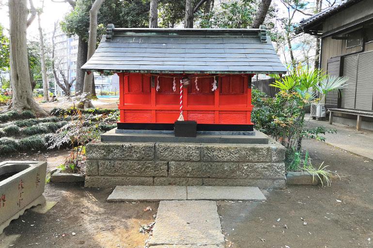 大谷場氷川神社 神明社