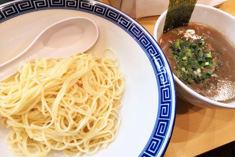 浦和 なかじま つけ麺