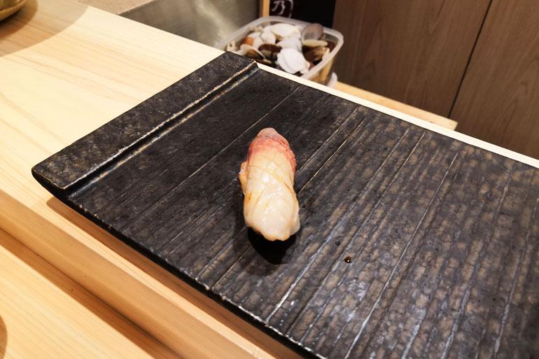 浦和 鮨 乃すけ ホッキ貝