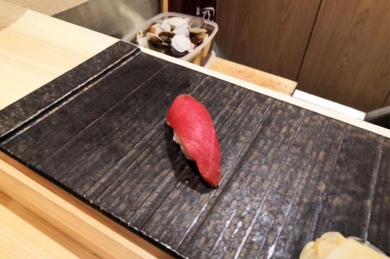 浦和 鮨 乃すけ 赤身