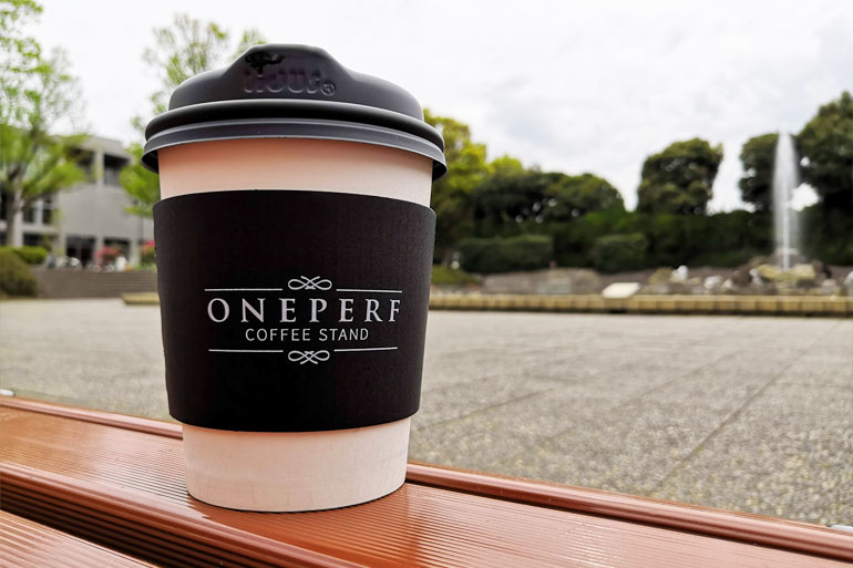 ONEPERF COFFEE STAND((ワンペルフコーヒースタンド)