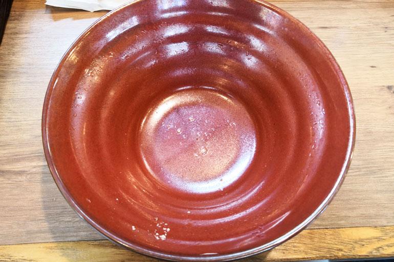 北浦和 麺家 Shumen Doushi(しゅめんどうし)完食