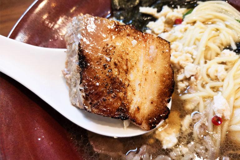 北浦和 麺家 Shumen Doushi(しゅめんどうし)豚バラチャーシュー