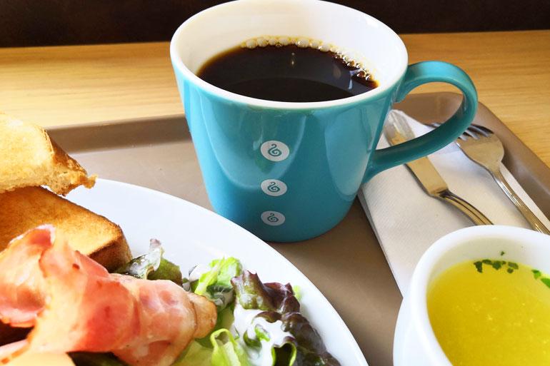 浦和 OkiOki Cafe(オキオキカフェ)モーニング