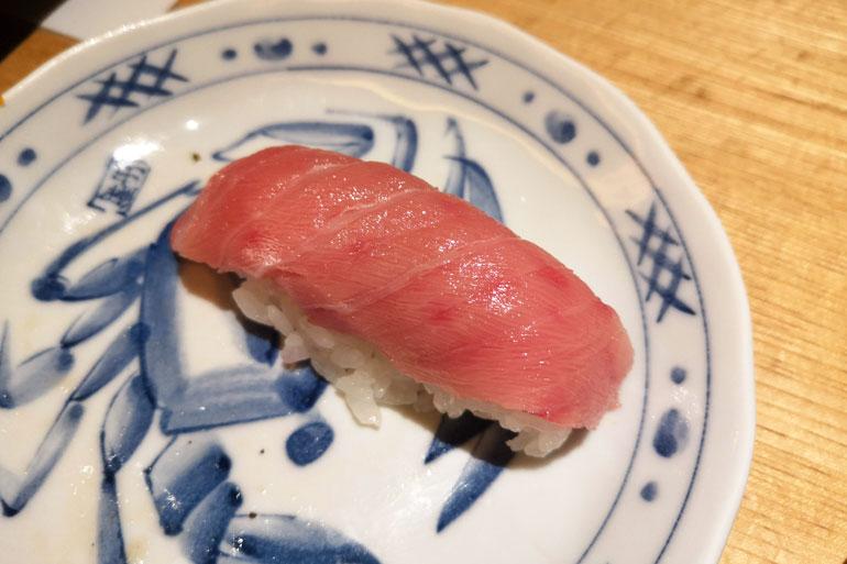 浦和パルコ すし波奈食べ放題 お寿司 トロ