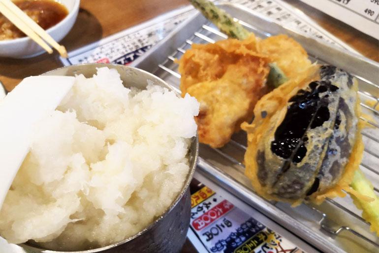 地魚屋台 浦和豊丸 天ぷら