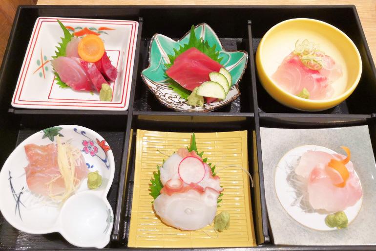 浦和 葵屋 超速鮮魚と熟成魚のお造り