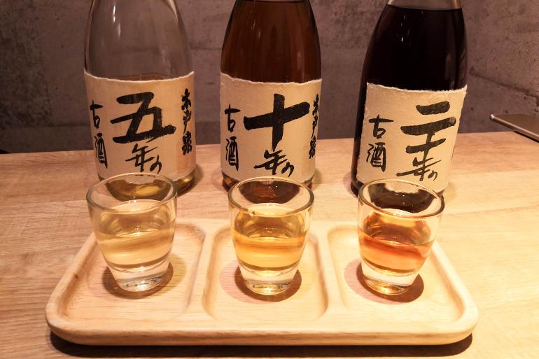 浦和 葵屋 熟成古酒