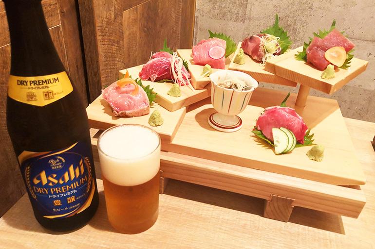 超速鮮魚と熟成魚が美味しい浦和