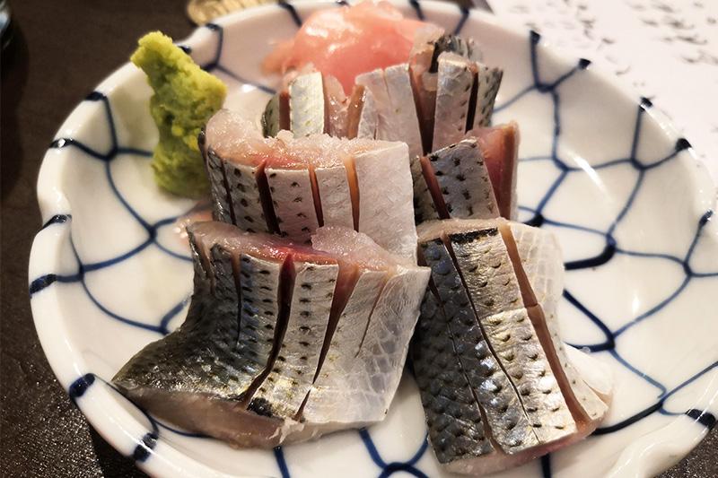大衆居酒屋「三代目とも」の鮮魚