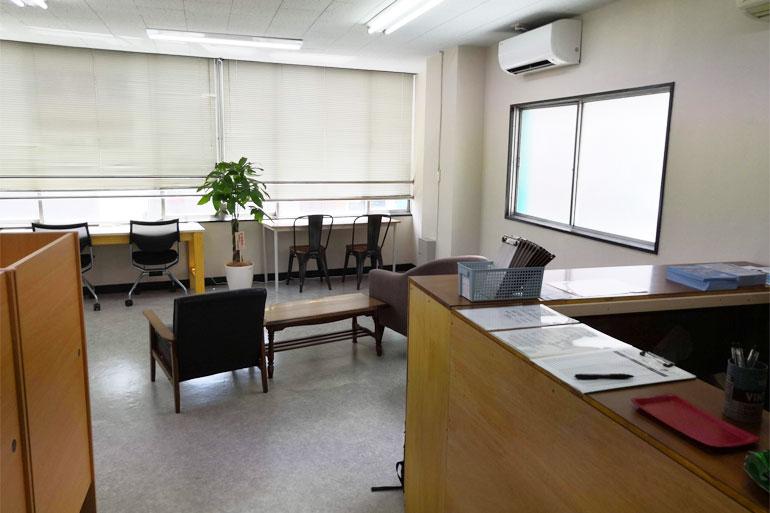 北浦和 自習室・コワーキングスペース「StudyRoom223」中