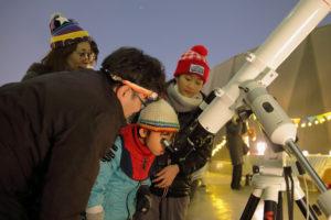 株式会社Vixen Presents「宇宙をのぞこう!天体観測会」