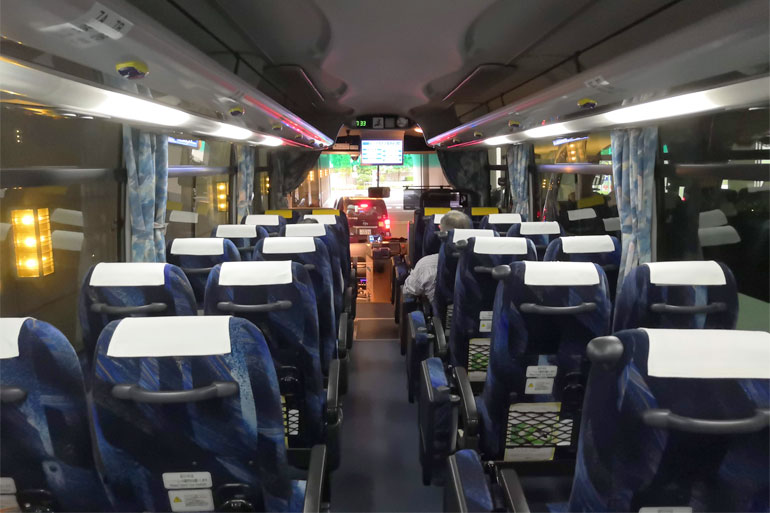 浦和から羽田空港までバスで行ってみる
