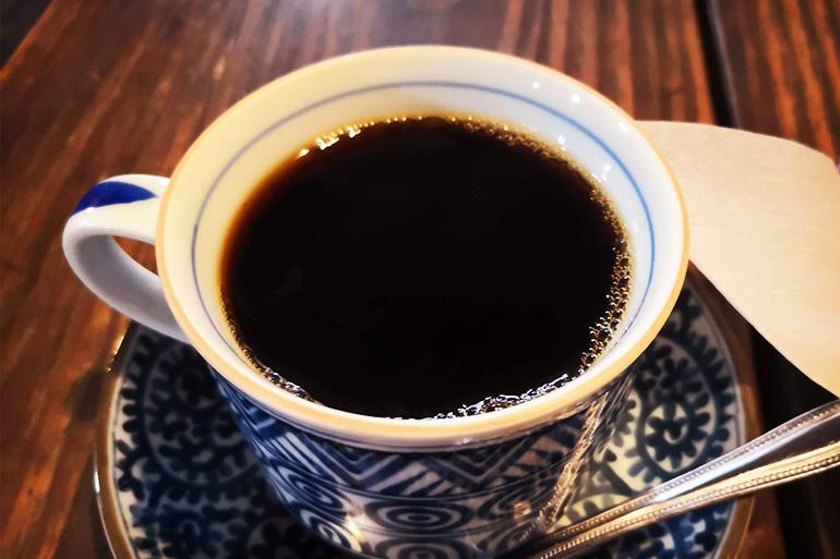 浦和 やじろべえ珈琲店 コーヒー