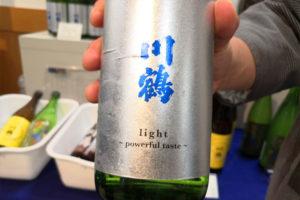 浦和伊勢丹 第5回一献展 イベントレポート 川鶴酒造